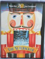 RARE Collectible Like New Warner Bros Family Entertainment  THE NUTCRACKER DVD -