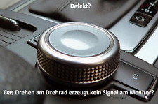 Reparatur Comand Controller Mercedes W204 C-Klasse Tastschalter Drehschalter