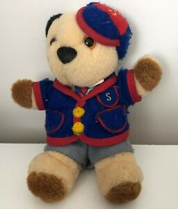 sooty and sweep   Beanie Cousin Scampi Titan Toys