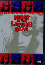 Night of the Living Dead  30ann Limited edition George A. Romero BRAND NEW