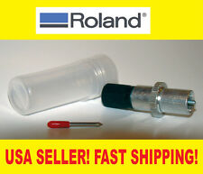 Roland Blade Holder for Vinyl Plotter Cutter Blades - Inc FREE Blade 45 degree