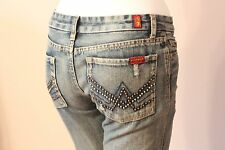 7 For All Mankind Studded A Pocket Jeans size 27