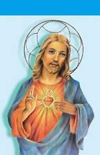 JESUS WITH SACRED HEART 5ftx 3ft  FLAG BANNER DECORATION WITH FREE UK POSTAGE