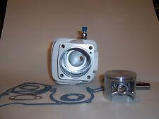 Piston & Cylinder for Husqvarna 281 288-  54mm w/ gaskets & decompression valve