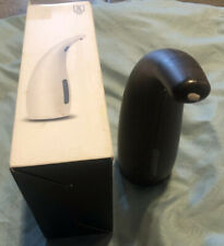 RoHS Touch-free Aumatic  Soap Dispenser Modern Brown Wood grain-look
