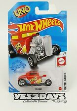 Hot Wheels UNO '32 FORD COUPE - New Sealed VHTF - MATTEL GAMES #1/5