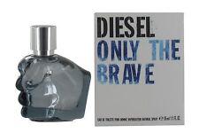 Diesel Only the Brave 35ml Eau de Toilette Spray for Men - New