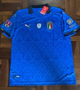 ITALY NATIONAL JERSEY 2021