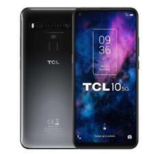 """TCL 10 5G MERCURY GRAY 128GB ROM 6GB RAM DUAL SIM DISPLAY 6.53"""" ANDROID"""