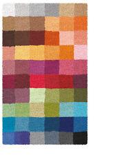 Kleine Wolke Badteppich Caro Farbe 453 rubin Größenauswahl