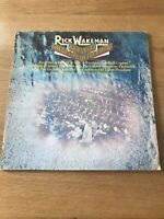 Rick Wakeman - Journey To The Centre Of The Earth - Vinyl LP 1974