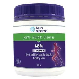 Henry Blooms MSM Powder 300g