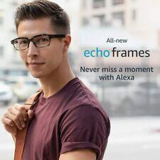 NEW 2nd Gen - Amazon Echo Frames Smart Eyeglasses with Alexa -  Modern Tortoise
