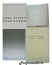 Issey Miyake L'Eau D'Issey pour Homme 200ml EDT Eau de Toilette Spray