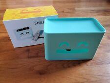 Smile Face Tissue Box Holder - New