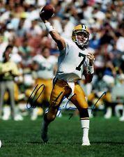 "Packers Legendary QB  DON MAJKOWSKI Signed 8x10 Photo #5 AUTO ""MAJIK-MAN!"""