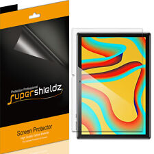 3X Supershieldz Clear Screen Protector for Vankyo MatrixPad S30 10.1 inch