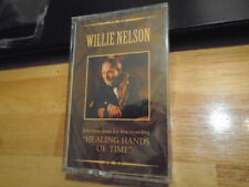 SEALED RARE PROMO Willie Nelson CASSETTE TAPE Healing Hands of Time SPL country