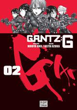 GANTZ : G 2 02 Nov 2017 Tonkam Delcourt Manga Seinen OKU Hiroya # NEUF #