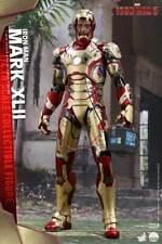 Hot Toys Iron Man 1/4 Scale MK 42 XLII Avengers Tony Stark QS007 New Sealed!