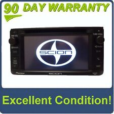 2014 SCION xD Pioneer AM FM HD Radio Bluetooth Navigation GPS CD Player T10015