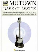Motown Bass Classics, Paperback by Hal Leonard Publishing Corporation (COR), ...