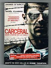 CARCÉRAL - JAMES D'ARCY & NOËL CLARKE - DVD - 2012 - NEUF NEW NEU