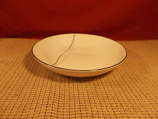 Daniel Hechter Dinnerware Threads Pattern Soup Bowl 7 3/4""