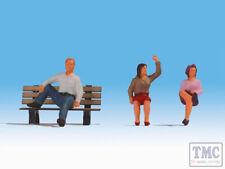 N17860 Noch O Scale Seated People (3) Figure Set
