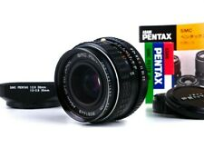 [ MINT ] Asahi SMC Pentax-M 35mm f/2.8 Vintage Lens K Mount Japan Import