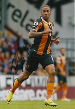 HULL CITY HAND SIGNED ABEL HERNANDEZ 12X8 PHOTO 3.