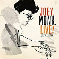 Joey Alexander - Joey. Monk. Live! [CD]