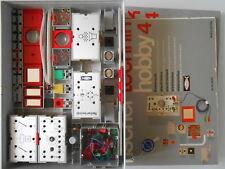 Fischertechnik u-t4 Hobby 4 elektronik mit Abdeckung