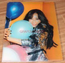 GIRLS' GENERATION 10th Anniversary Holiday to Remember YURI FILE FOLDER PHOTO