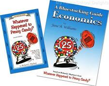 NEW Uncle Eric Book and Guide SET Whatever Happened to Penny Candy? Economics