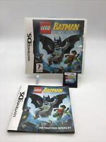 LEGO Batman: The Videogame. Nintendo DS, (2008) Complete
