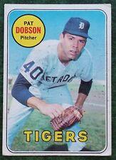 1969 TOPPS #231 PAT DOBSON - TIGERS
