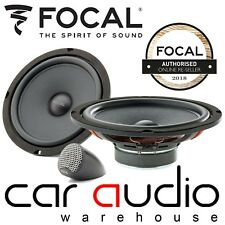 "FOCAL ISU200 8"" 20cm 320 Watts 2 Way Component Kit Car Van Door Speakers"
