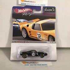 Ford GT-40 * Racing RoadRCR Hot Wheels * WA7