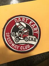 Rupp Dart Kart Patch
