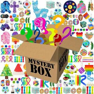 5 pcs Surprise Fidget Toys Box - Kids Fun Rare fidget, return gifts UK Seller