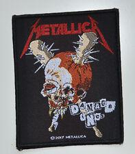 Metallica-Damage Inc. - 8,3 cm x 10,3 cm-Patch - 164822