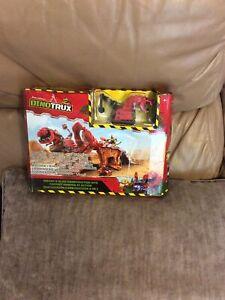 See Description Rare Dinotrux Smash And Slide Construction Set Free Postage