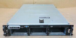 "Dell Poweredge 2950 2x 4C X5355 2.66GHz 32GB Ram 6x 3.5"" Bay RAID 2U Server"