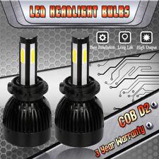 D1S D2S D3S D4S D1R D2R D3R D4R LED Car Headlight Kit 80W 8000LM 4-Sided Bulbs