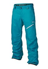 Men's Oakley Tucker Ski Snow Snowboard Pants Enamel Blue Size L