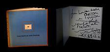 [BIBLIOGRAPHIE ENVOI DEDICACE + DESSIN ORIGINAL] Livres illustrés André Hambourg