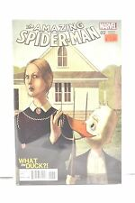 a2 Marvel What The Duck?!  017 Variant The Amazing Spider-man American GOthic
