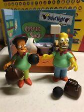 Playmates The Simpsons World Springfield Environment Pin Pal Apu Bowling Alley