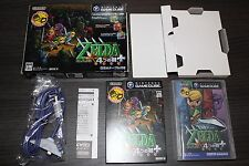 The Legend of Zelda Four Swords Japan Game Cube Nintendo GC  - Japanese Version